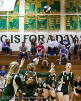 21708 Varsity Volleyball v Casc-Chr 091212