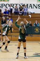 21718 Varsity Volleyball v Casc-Chr 091212