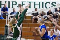 21754 Varsity Volleyball v Casc-Chr 091212