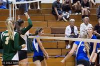 21799 Varsity Volleyball v Casc-Chr 091212