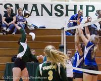 21822 Varsity Volleyball v Casc-Chr 091212