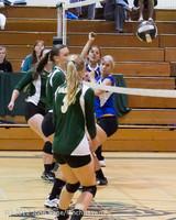21828 Varsity Volleyball v Casc-Chr 091212