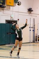 21845 Varsity Volleyball v Casc-Chr 091212