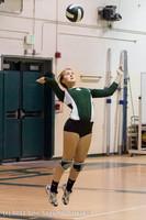 21846 Varsity Volleyball v Casc-Chr 091212