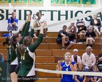 21866 Varsity Volleyball v Casc-Chr 091212