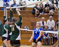 21869 Varsity Volleyball v Casc-Chr 091212