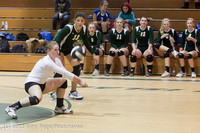21910 Varsity Volleyball v Casc-Chr 091212