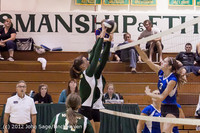 21913 Varsity Volleyball v Casc-Chr 091212