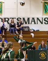 21927 Varsity Volleyball v Casc-Chr 091212
