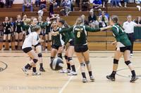 21942 Varsity Volleyball v Casc-Chr 091212