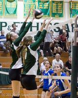 21958 Varsity Volleyball v Casc-Chr 091212