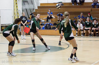 22081 Varsity Volleyball v Casc-Chr 091212