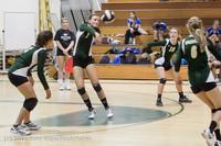 22082 Varsity Volleyball v Casc-Chr 091212