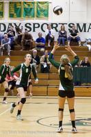 22086 Varsity Volleyball v Casc-Chr 091212