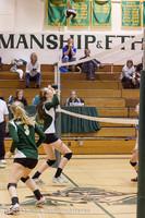22143 Varsity Volleyball v Casc-Chr 091212
