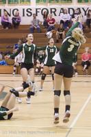 22196 Varsity Volleyball v Casc-Chr 091212