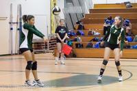 22212 Varsity Volleyball v Casc-Chr 091212