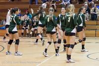 22234 Varsity Volleyball v Casc-Chr 091212