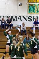 22260 Varsity Volleyball v Casc-Chr 091212