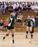 22314 Varsity Volleyball v Casc-Chr 091212