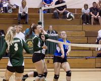 22345 Varsity Volleyball v Casc-Chr 091212