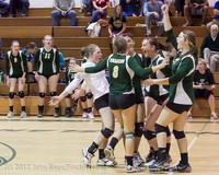 22393 Varsity Volleyball v Casc-Chr 091212