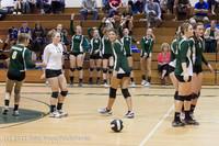 22400 Varsity Volleyball v Casc-Chr 091212