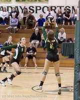 22467 Varsity Volleyball v Casc-Chr 091212