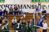 22492 Varsity Volleyball v Casc-Chr 091212