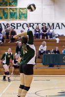 22507 Varsity Volleyball v Casc-Chr 091212