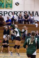 22562 Varsity Volleyball v Casc-Chr 091212