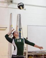 22578 Varsity Volleyball v Casc-Chr 091212