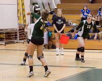 22668 Varsity Volleyball v Casc-Chr 091212