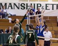 22691 Varsity Volleyball v Casc-Chr 091212