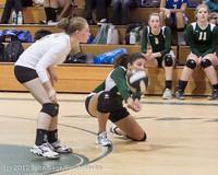 22700 Varsity Volleyball v Casc-Chr 091212