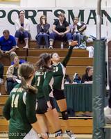 22711 Varsity Volleyball v Casc-Chr 091212