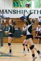 22800 Varsity Volleyball v Casc-Chr 091212