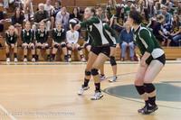 22856 Varsity Volleyball v Casc-Chr 091212