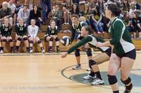 22875 Varsity Volleyball v Casc-Chr 091212