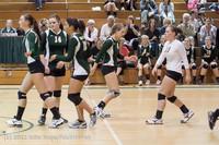 22949 Varsity Volleyball v Casc-Chr 091212