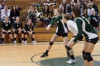 22964 Varsity Volleyball v Casc-Chr 091212