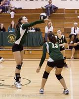 22989 Varsity Volleyball v Casc-Chr 091212