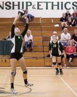 23015 Varsity Volleyball v Casc-Chr 091212