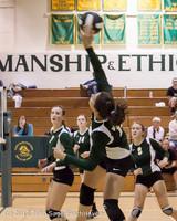 23022 Varsity Volleyball v Casc-Chr 091212