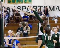 23033 Varsity Volleyball v Casc-Chr 091212