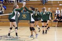 23090 Varsity Volleyball v Casc-Chr 091212