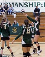 23143 Varsity Volleyball v Casc-Chr 091212
