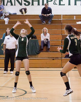 23190 Varsity Volleyball v Casc-Chr 091212