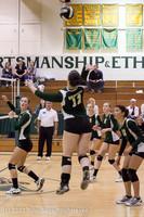 23196 Varsity Volleyball v Casc-Chr 091212