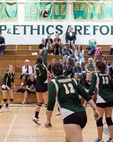 23211 Varsity Volleyball v Casc-Chr 091212